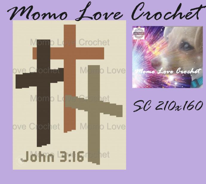 3 Crosses SC 210x160