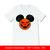 Pumpkin Mickey ears Halloween  DIY Tshirt- Iron on- JPG files