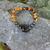 Shungite, Hematite & Agate EMF protection bracelet