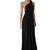 BIack Infinity Dress Bridesmaid Gown Plus Size Evening Dress Multiway Prom Gown