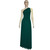 Emerald Green Infinity Dress Bridesmaid Gown Plus Size Formal Dress Multiway