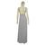 Light Gray Infinity Dress Wedding Gown Bridesmaid Dress Plus Size Evening Dress