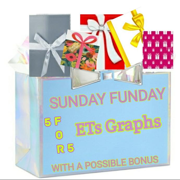 5for5 Funday Sunday Mystery Bundle - Sale Version with Bonus 9-22-2019