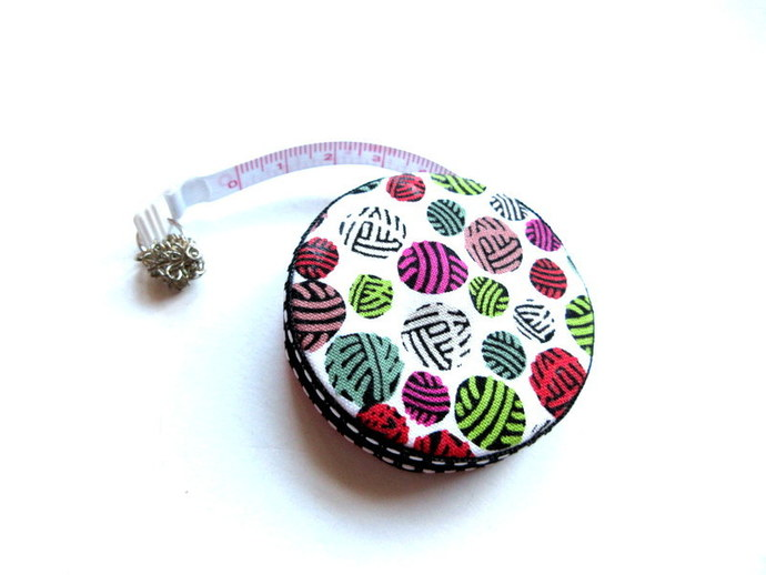 Measuring Tape Sweater Knitters Small Retractable Tape Measure