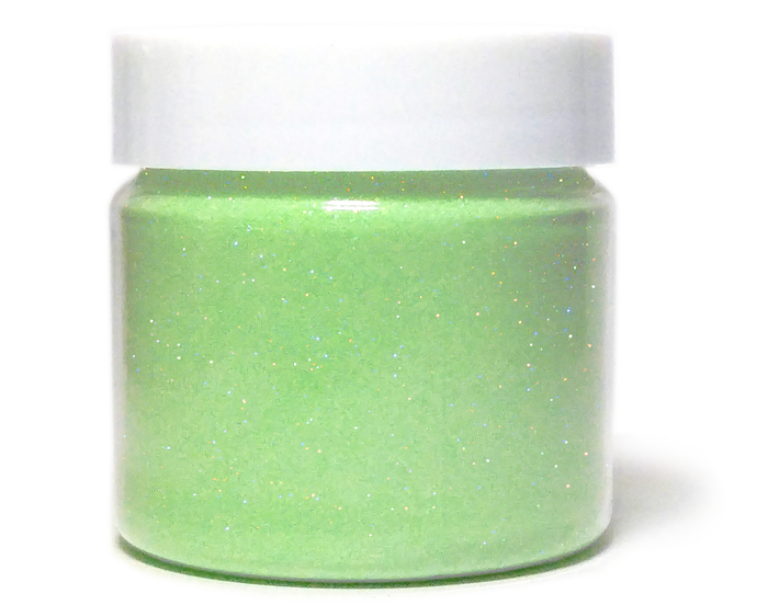 Fairy Dust - Glow In The Dark Loose Cosmetic Glitter Mix For Crafts, Nails and