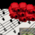 Sheet Music and Red Roses 200 x 225