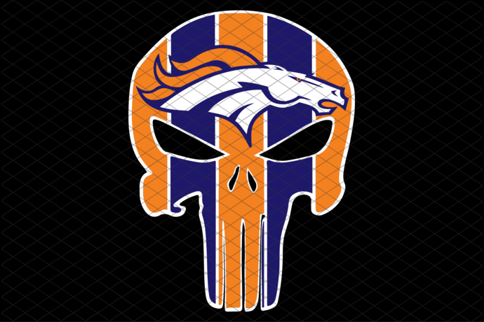 Denver Broncos,NFL svg, Football svg file, Football logo,NFL fabric, NFL