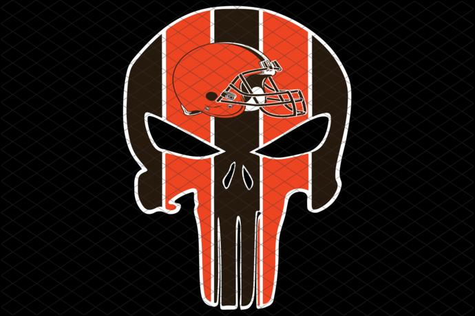 Cleveland Browns,NFL svg, Football svg file, Football logo,NFL fabric, NFL