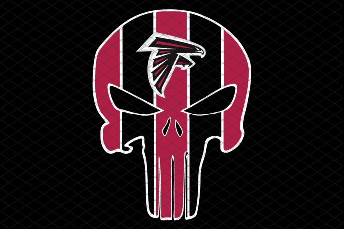 Atlanta Falcons,NFL svg, Football svg file, Football logo,NFL fabric, NFL