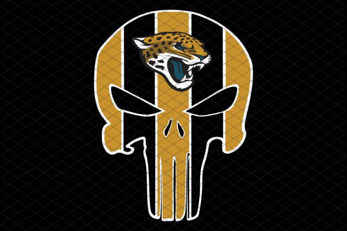 Jacksonville Jaguars,NFL svg, Football svg file, Football logo,NFL fabric, NFL