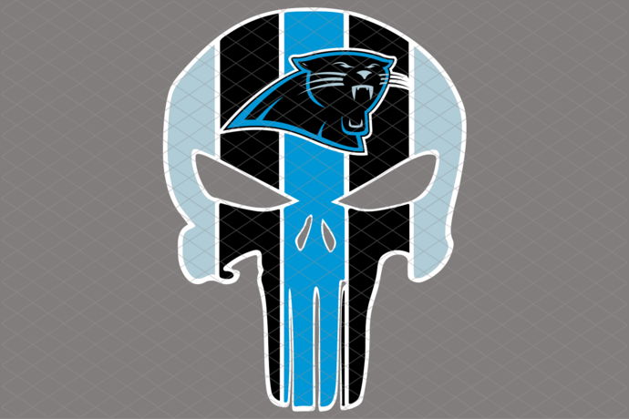 Carolina Panthers,NFL svg, Football svg file, Football logo,NFL fabric, NFL