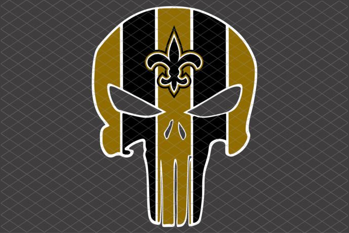 New Orleans Saints,NFL svg, Football svg file, Football logo,NFL fabric, NFL
