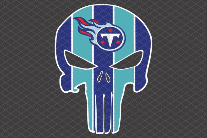 Titans,NFL svg, Football svg file, Football logo,NFL fabric, NFL football,NFL