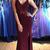 V-Neck Lace Appliques Mermaid Prom Dresses 2020 Split Sweep Train Long Special