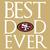 Best dad 49ers ever,49ers svg, football svg, San francisco svg, san francisco