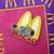 Vintage McDonald's (Macau) Pin Badge Set Of 4 - McDonalds - New Unused