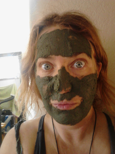 Face Mask for Rosacea | Quassia Face Mask | licorice Root Facial Treatment |