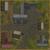 """Battle Mat: Village Design 1 - 36"""" x 36"""""""