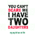 You can't scare me i have two daughters SVG mom funny sayings shirt Mother