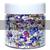 Jingle Bells - Loose Chunky Silver Purple & Blue Glitter Mix