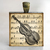 Music Lovers Pendant, Violin