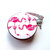 Tape Measure Pink Flamingo Birds Small Retractable Measuring Tape