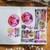 London Gifties x Petra original design washi tape - Watercolour Collage I - 5cm