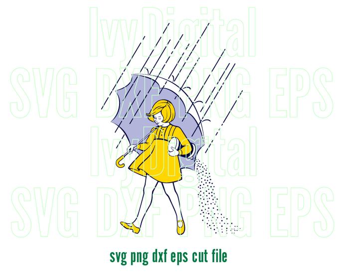 Morton Salt Girl SVG Morton Salt Umbrella Morton Salt Shirt Salty Girl Salty