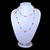 925 Sterling Silver Semi Precious Carnelian Amethyst  Mulit Color Semi Precious