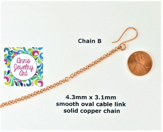 Jasper Copper Pendant; Copper Wire Wrapped Diamond Design includes (P132)