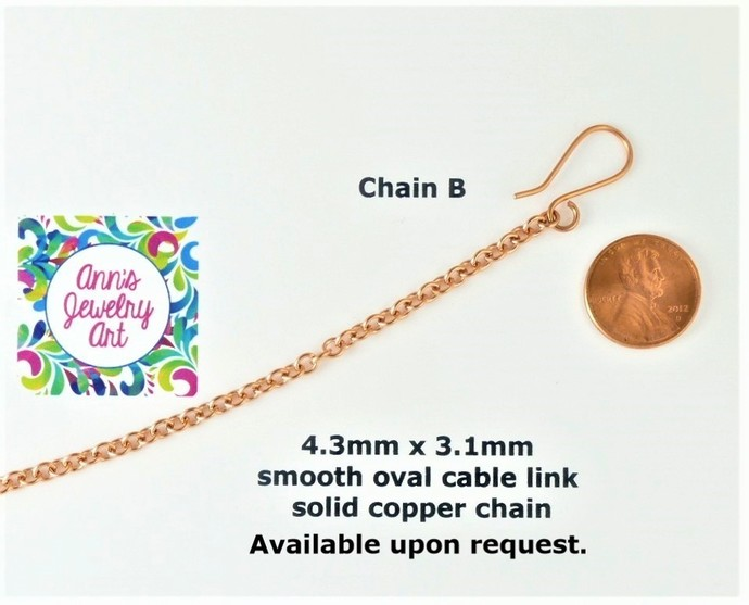Crazy Lace Agate Copper Pendant: Wire Wrapped Pendant chain included (P122)