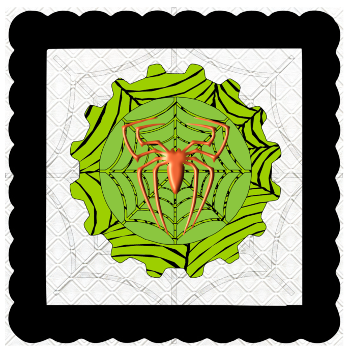 SpiderWeb BottleCap 5-Digital Kit-Jewelry Tag-Clipart-Gift Tag-Holiday-Digital