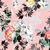 Yardage Cotton Quilt Fabric Romance MASTER FLORAL Pink Multi
