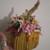 7 inch Handmade Woollen Pumpkin