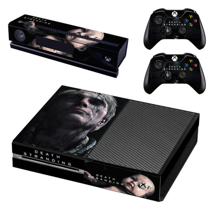 Death Stranding Xbox 1 Skin for Xbox one Console & Controllers