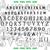 Legend of Zelda Triforce Font SVG Alphabet Zelda Letters svg Numbers birthday