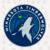 Minnesota Timberwolves,NBA svg, basketball svg file, basketball logo,NBA fabric,