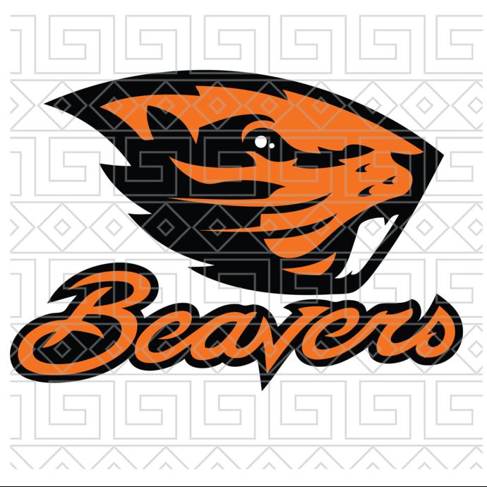 Beavers Svg,football svg,football gift, Beavers,Beavers university, Beavers