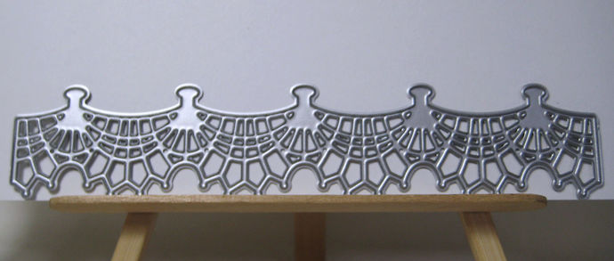 Lace Cutting Die