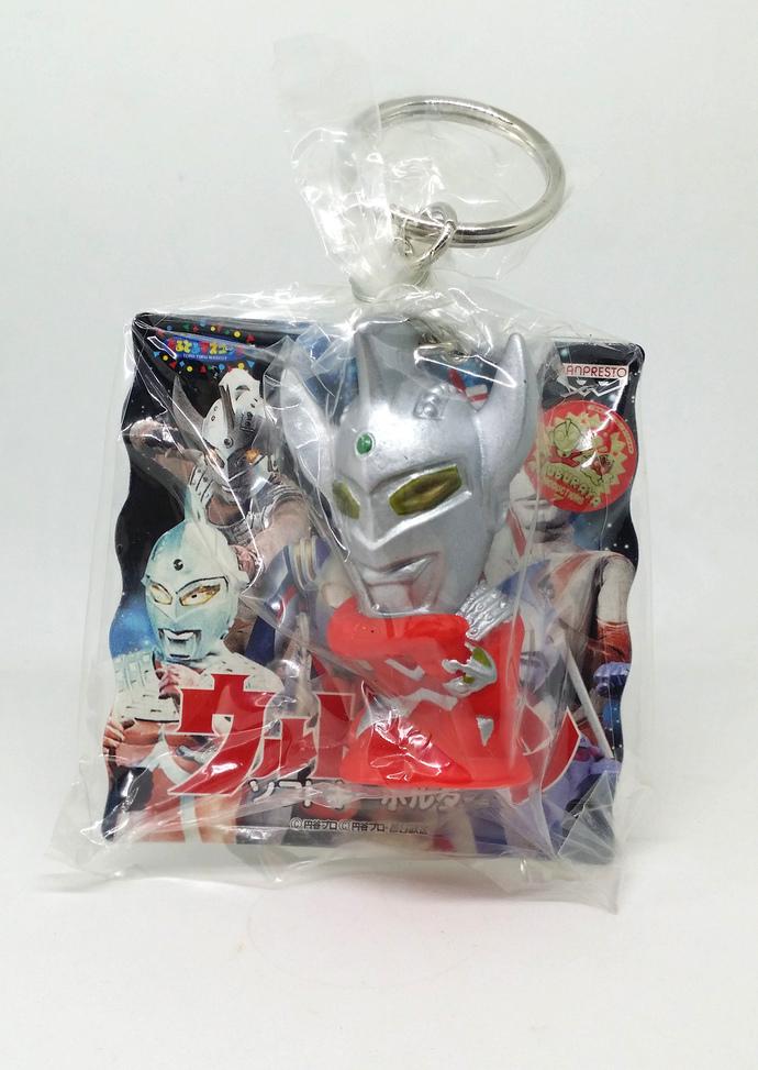 1997 Ultraman Taro Figure Keychain / Keyholder / Charms - Japanese Anime -