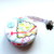 Measuring Tape Knitting Flannel Sheep Retractable Pocket Tape Measure