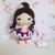Pippa Ballerina- Crochet Amigurumi Pattern- PDF