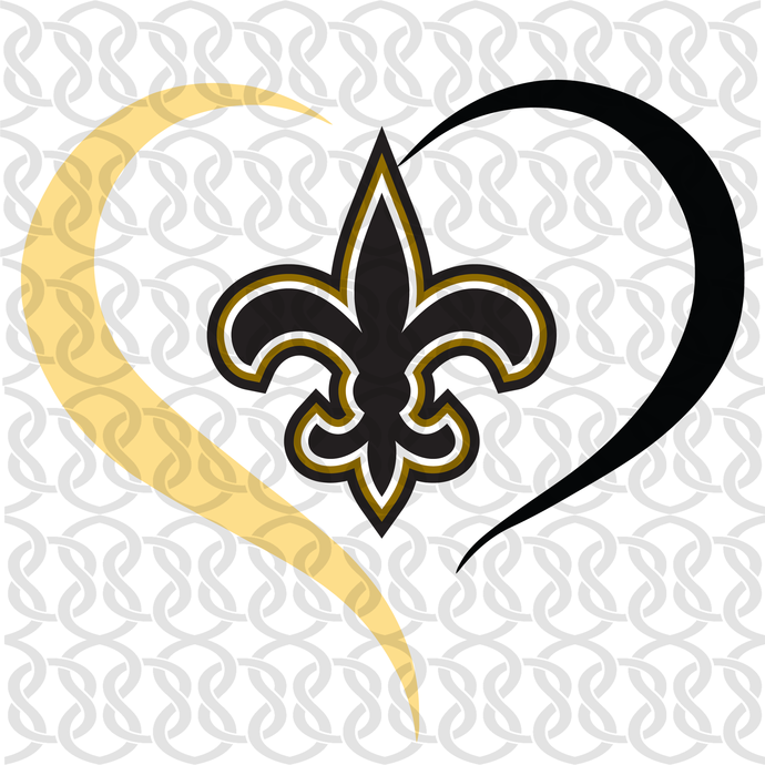 New Orleans Saints,NFL svg,love football, love New Orleans Saints, Football svg