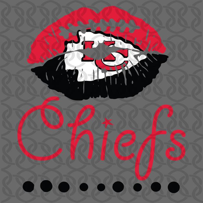 Download Football Kansas City Chiefs Logo Svg