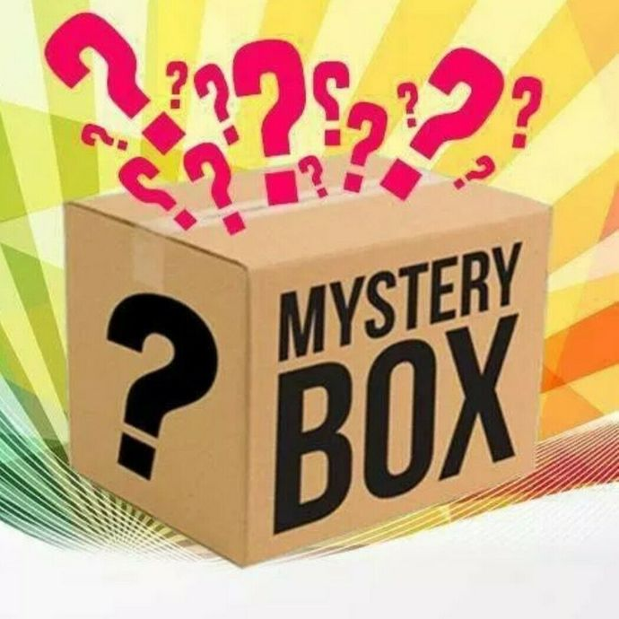 Mystery Box, Mysterious Box, Surprise!