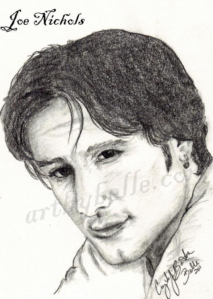 "FAP ""Joe Nichols"" Fan Art Print"
