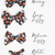 Petite Lizzy Bow - Halloween Collection - Gone Batty