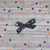 Petite Lizzy Bow - Halloween Collection - Midnight