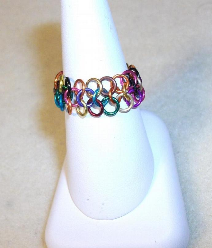 Rainbow 4-1 Ring