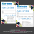Norwex Marketing Bundle, Personalized Business Cards, Environmentally Friendly,